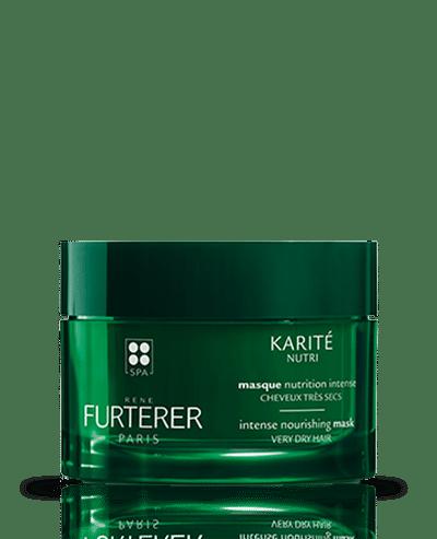 Karité Nutri intensief voedend masker voor droog haar